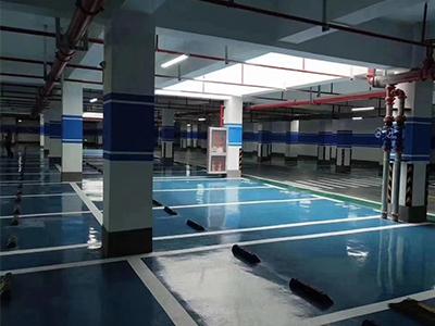 合肥防滑环氧树脂地坪