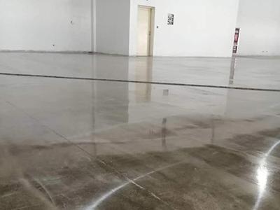 合肥硬化耐磨地坪施工